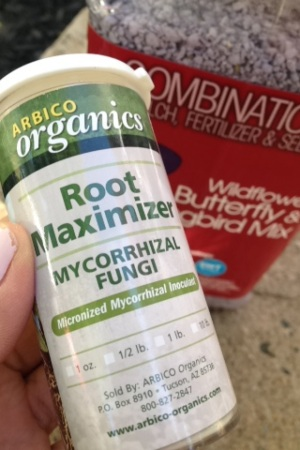 This is a very expensive ounce of Mycorrhizae!